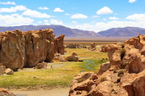 Valle de las Rocas поездка в Боливию отчет в блоге Chiletravelmag.ru -9